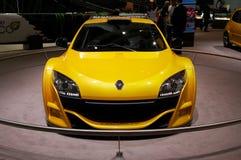 megane Renault trofeum Obraz Royalty Free