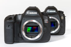 Megapíxeles del FOE 5DSR y de 5Ds DSLR 50 de CANON Foto de archivo