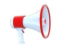 megaphone Στοκ εικόνες με δικαίωμα ελεύθερης χρήσης