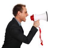 megaphone Stock Images