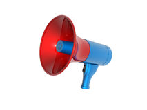 The megaphone Royalty Free Stock Images