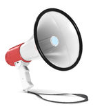 Megaphone. Royalty Free Stock Image