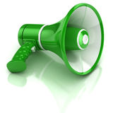 Megaphone icon Stock Photo