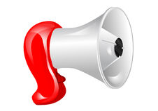 Megaphone Royalty Free Stock Images