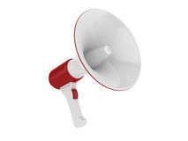 Megaphone Royalty Free Stock Photography