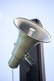 Megaphone and speaker Stock Images