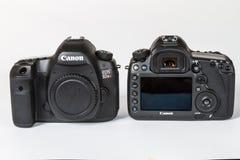 Megapixels för för CANON EOS 5DSR och 5Ds DSLR 50 Royaltyfri Bild