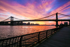 Megapolis της Νέας Υόρκης Στοκ Εικόνα