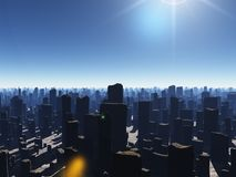 Megapolis ελεύθερη απεικόνιση δικαιώματος