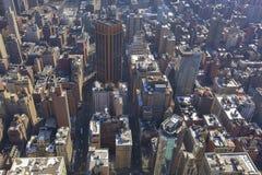 Megapolis Fotografie Stock