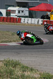 Megara Track Day Motorcycle race Royalty Free Stock Image