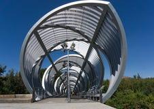 Megastructuur, Concentrische Ronde, Cirkels Royalty-vrije Stock Foto