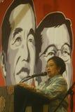 Megawati Soekarnoputri Fotografering för Bildbyråer