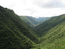 Meghalaya - Vallei van Wolken Royalty-vrije Stock Afbeeldingen