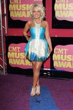 Meghan Linsey at the 2012 CMT Music Awards, Bridgestone Arena, Nashville, TN 06-06-12 Stock Images