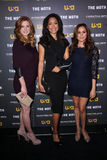 Meghan Markle, Sarah Rafferty, Gina Torres Royalty Free Stock Image