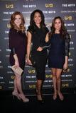 Meghan Markle, Sarah Rafferty, Gina Torres Imagem de Stock Royalty Free