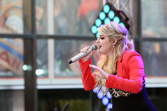 Meghan Trainor Royalty-vrije Stock Fotografie