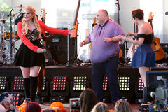 Meghan Trainor, Sean O'Brien photos libres de droits