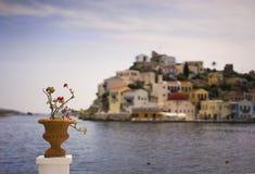 Megisti, Griechenland Lizenzfreie Stockfotografie
