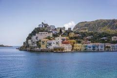 Megisti Griechenland Stockfotografie