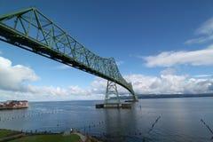 megler моста astoria стоковая фотография