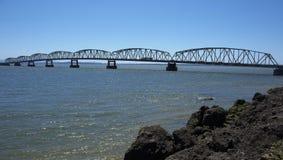 Megler bro arkivbilder