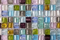 Megranate glass Royalty Free Stock Images