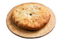 Megruli georgiano del khachapuri con queso imagen de archivo libre de regalías