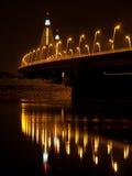 Megyeri Bridge Stock Photos