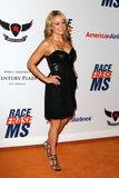 Megyn Price 19th Annual Race to Erase MS gala Stock Images