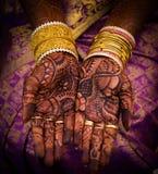 Mehandi Royalty Free Stock Images