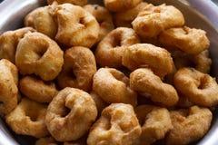 Mehandi Vada. South indian traditional Food Mehandi Vada Royalty Free Stock Images