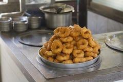 Mehandi Vada. South indian traditional Food Mehandi Vada Stock Photography