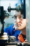 mehanician inżynier praca Fotografia Stock