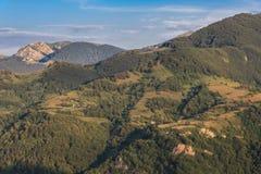 The Mehedinti Mountains Stock Photo