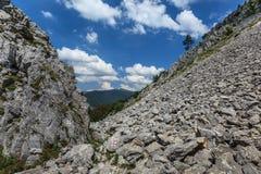 Mehedinti Mountains, Romania Royalty Free Stock Images