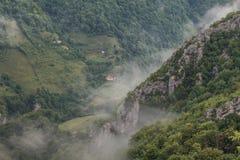 The Mehedinti Mountains, Romania Stock Image