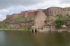 Meherangarh Fort Royalty Free Stock Images