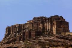 Meherangarh Fort jodhpur Stock Photos