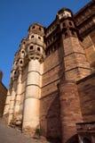 Meherangarh Fort jodhpur Royalty Free Stock Images