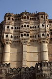 Meherangarh Fort jodhpur Royalty Free Stock Images