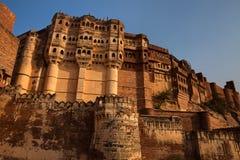 Meherangarh Fort jodhpur Royalty Free Stock Photo