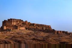 Meherangarh Fort jodhpur Stock Image