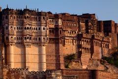 Meherangarh Fort jodhpur Royalty Free Stock Photos