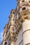 Meherangarh fort - jodhpur - india Royalty Free Stock Photo