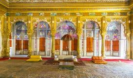 Meherangarh fort, jodhpur, Royalty Free Stock Images