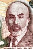 Mehmet Akif Ersoy Stock Image