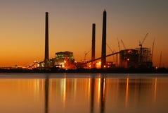Mehr Kohleenergie Lizenzfreies Stockfoto