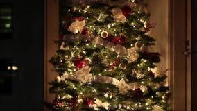 Mehr Weihnachtsbilder in meinem Portefeuille stock footage
